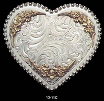 Heart Belt Buckle