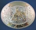 Award Belt Buckle