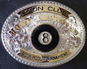 Eight Ball Buckle