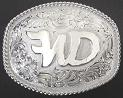 22 FWD Brand Buckle