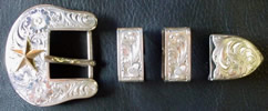 Ranger Buckle Set