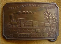 Collectable Tiffany Belt Buckle
